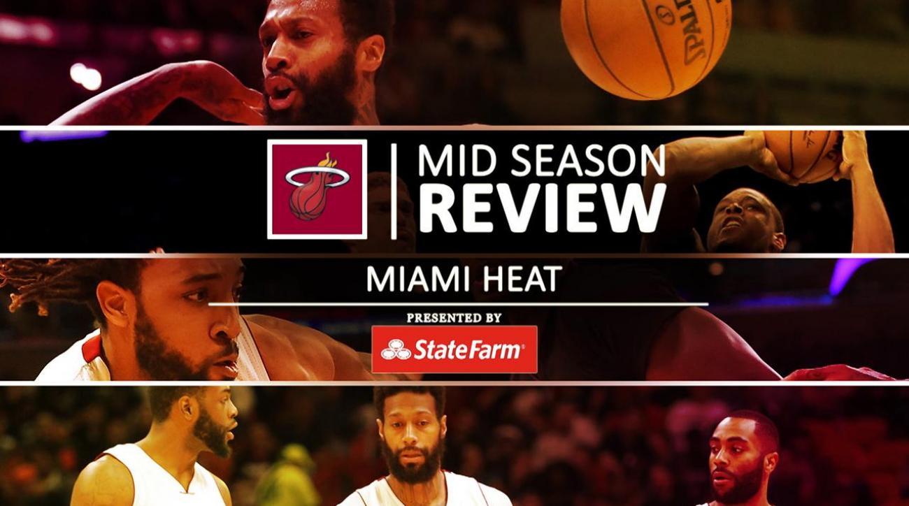 NBA Midseason Review - Miami Heat IMG