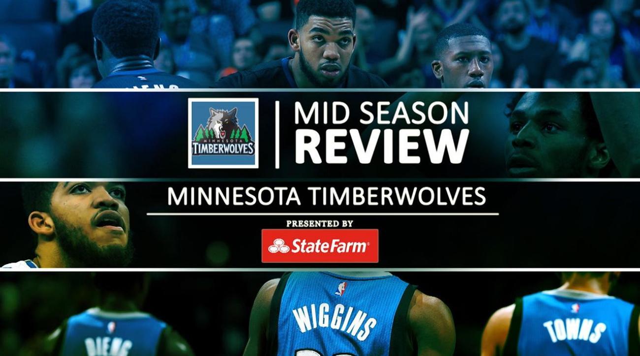 NBA Midseason Review - Minnesota Timberwolves IMG