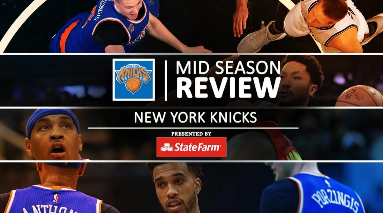 NBA Midseason Review - New York Knicks IMG