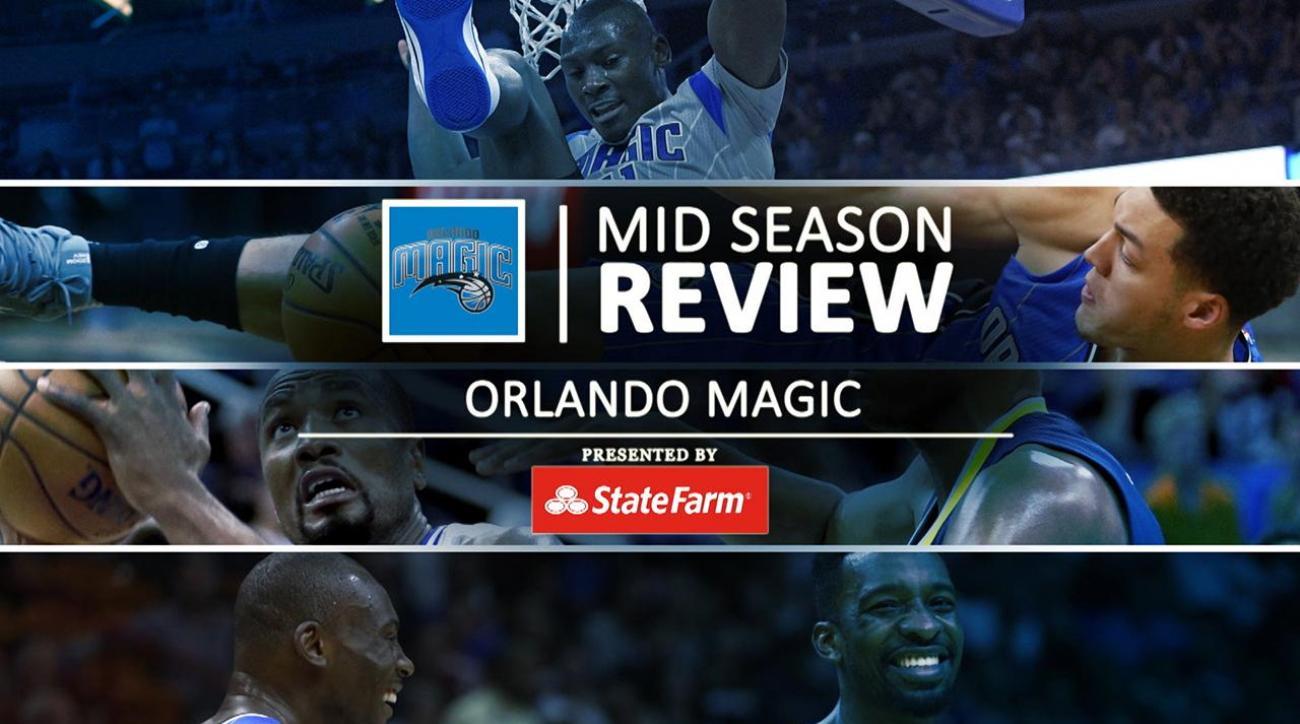 NBA Midseason Previews - Orlando Magic IMG