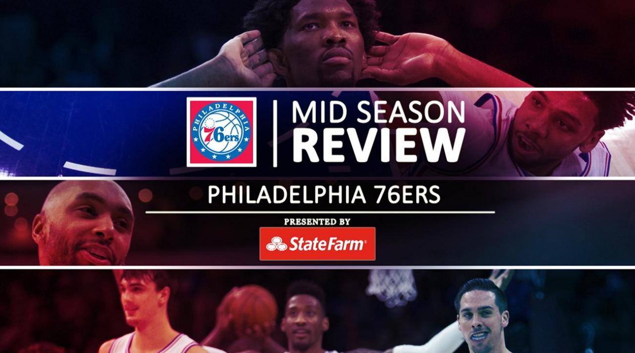 NBA Midseason Review - Philadelphia 76ers IMG