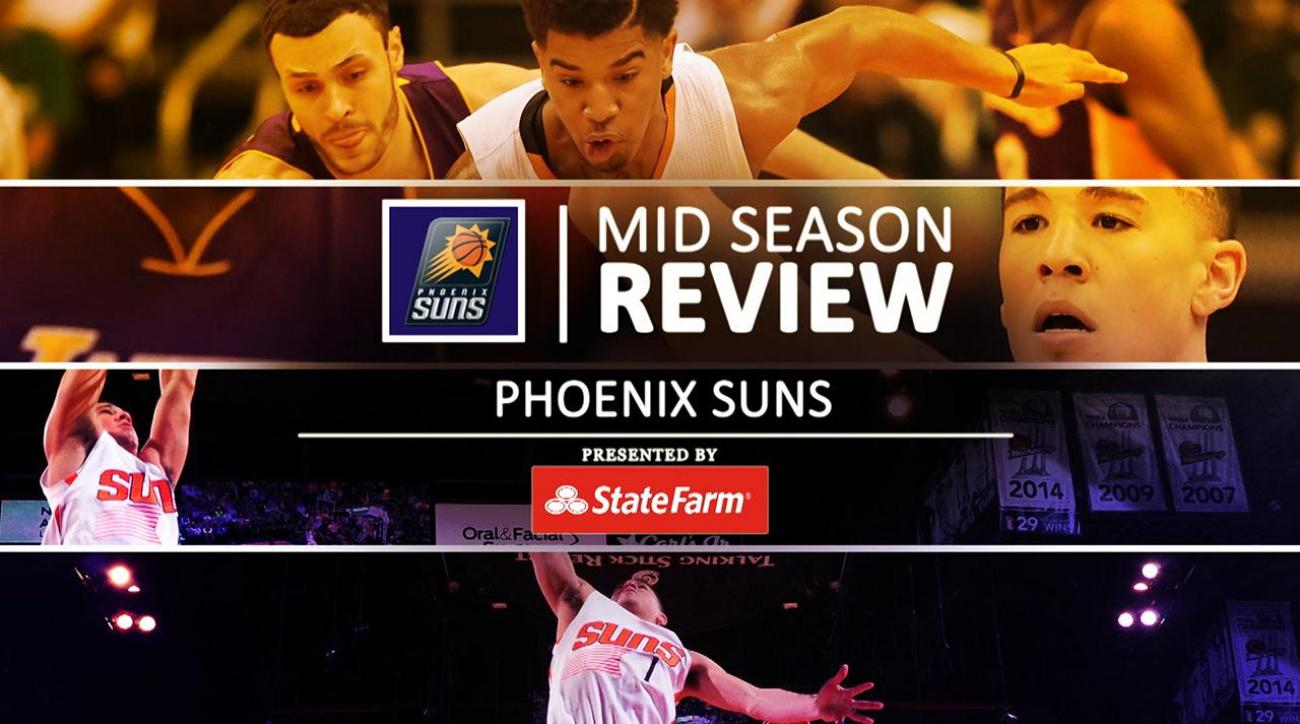 NBA Midseason Review - Phoenix Suns IMG