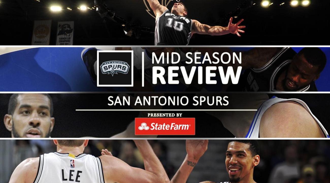 NBA Midseason Review - San Antonio Spurs IMG