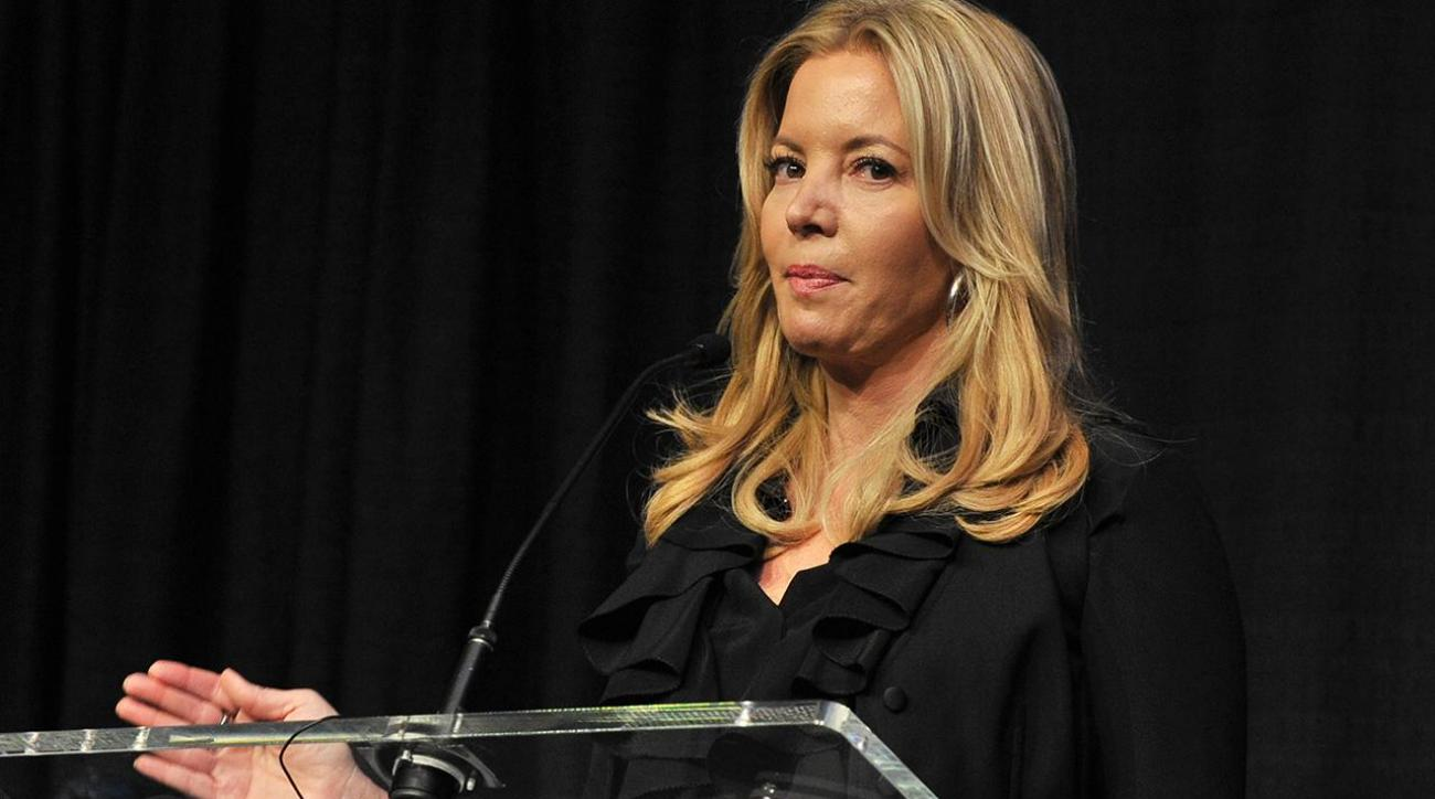 Lakers' Jeanie Buss says she waited too long to fire her brother Jim