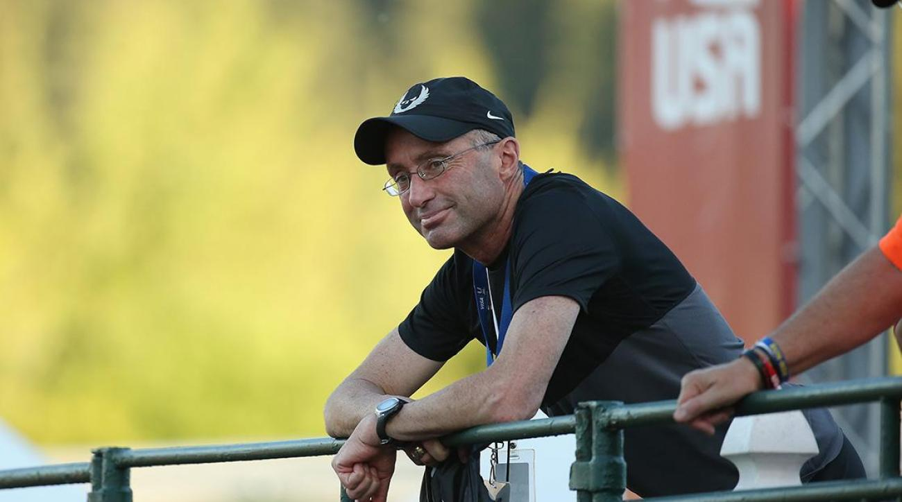 Report: Alberto Salazar used prescription drugs to boost athlete performance