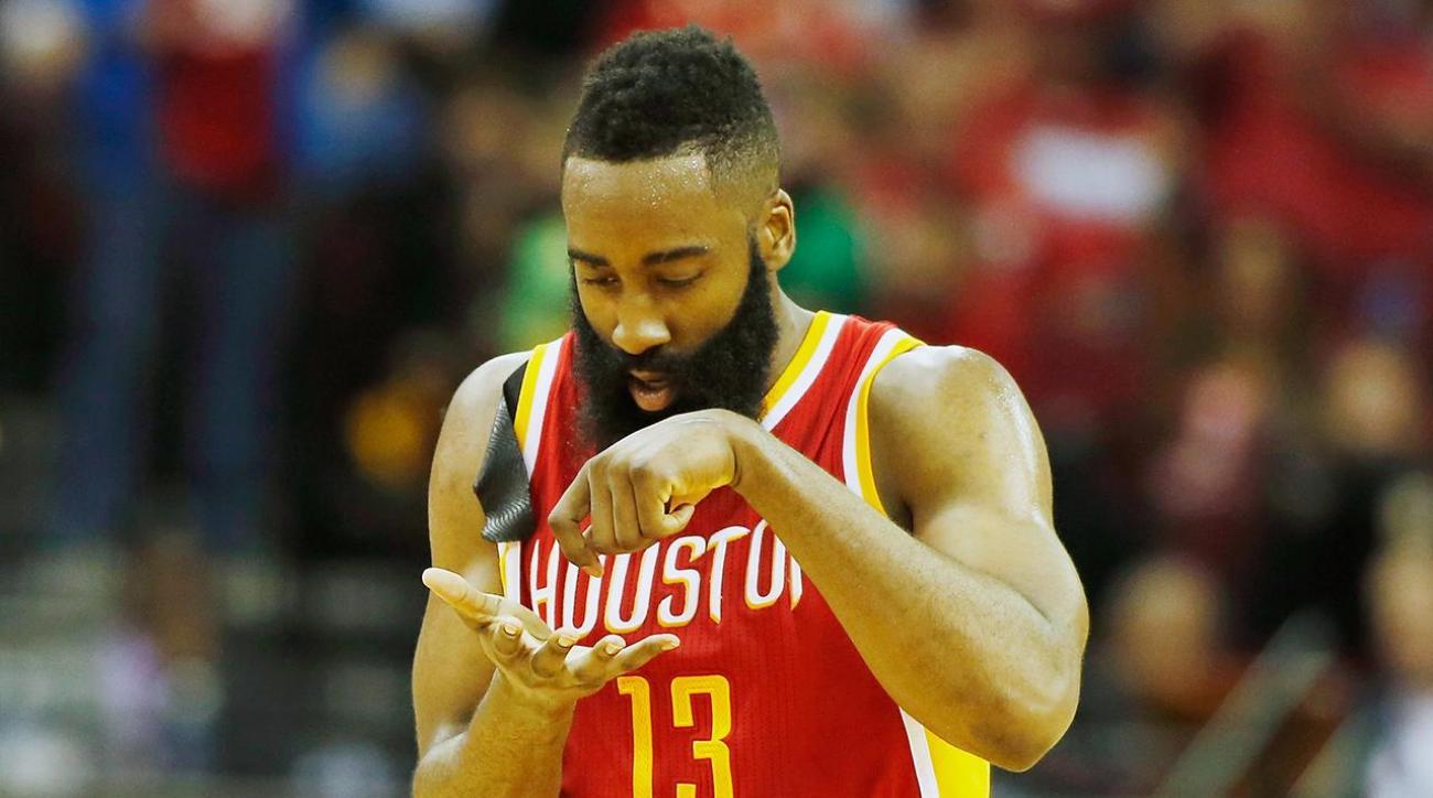 James Harden is making the NBA fear the beard