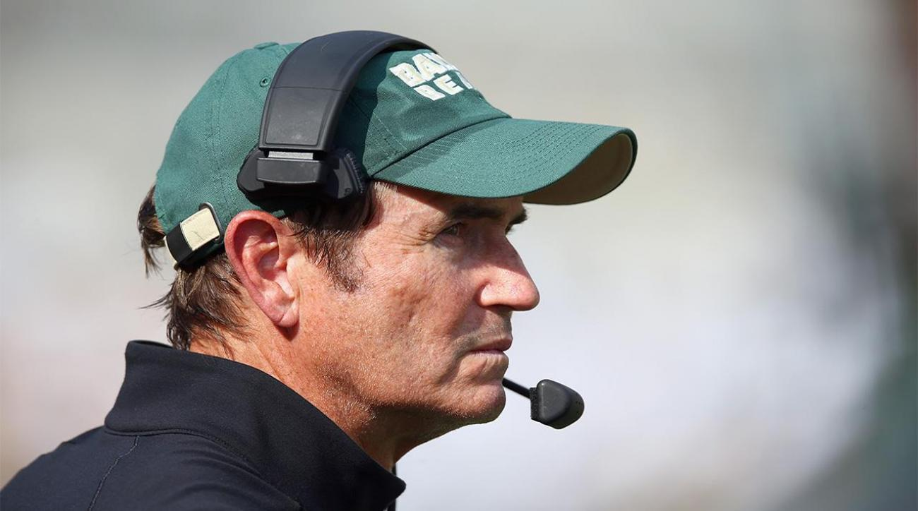Briles says he didn't cover up sexual assaults at Baylor IMAGE