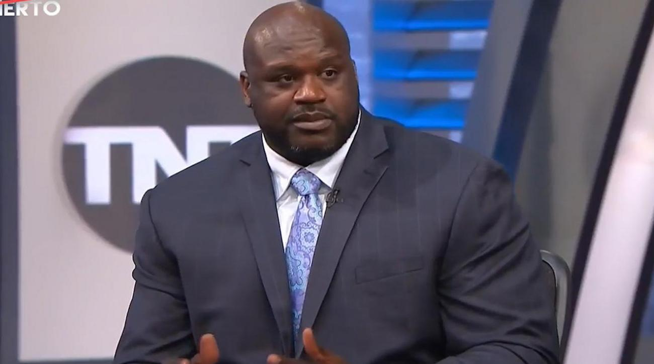 Shaq on JaVale McGee feud: 'It didn't get out of hand' IMAGE