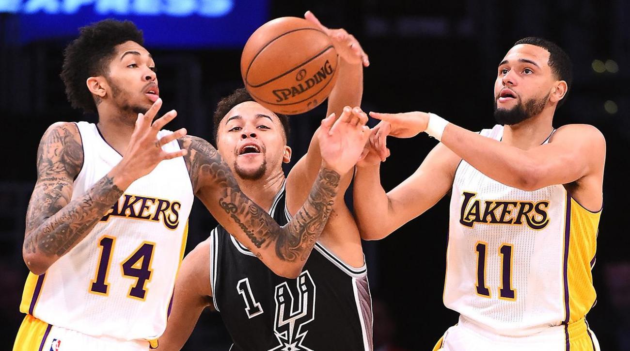 NBA Power Rankings: Lakers struggle, Rockets surge
