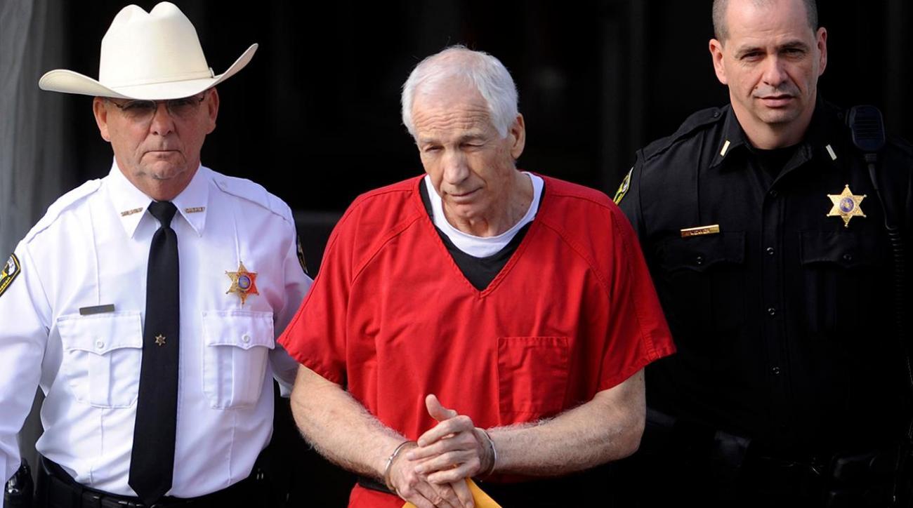 Jerry Sandusky transferred to a medium-security prison