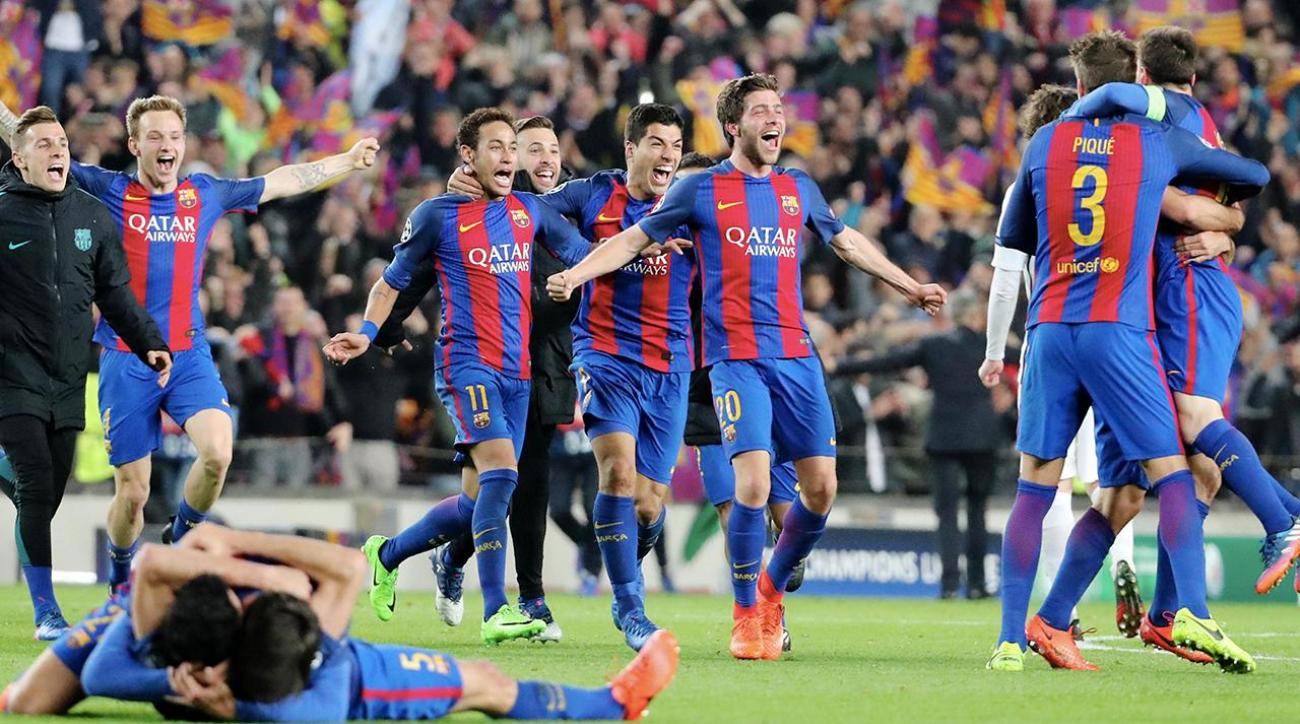 1:57 | Planet Futbol        Barcelona's Champions League comeback is tough to comprehend