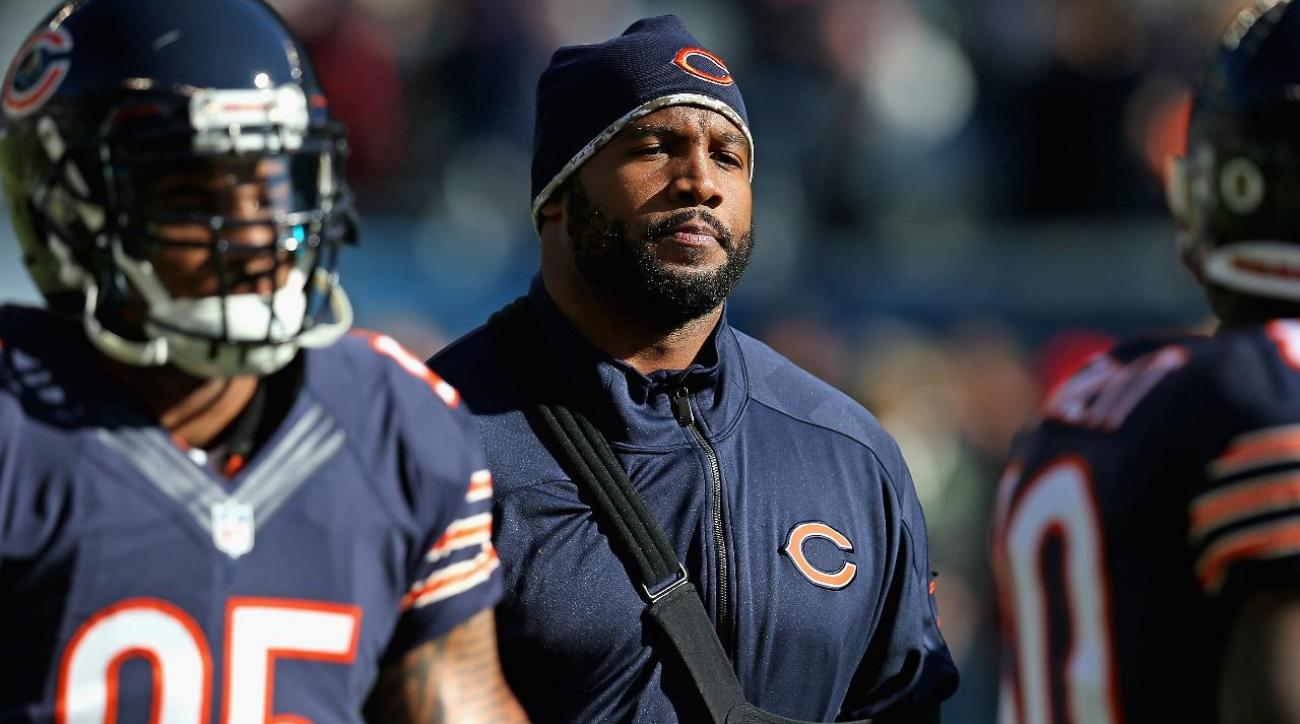 Lance Briggs opens up about battling CTE symptoms