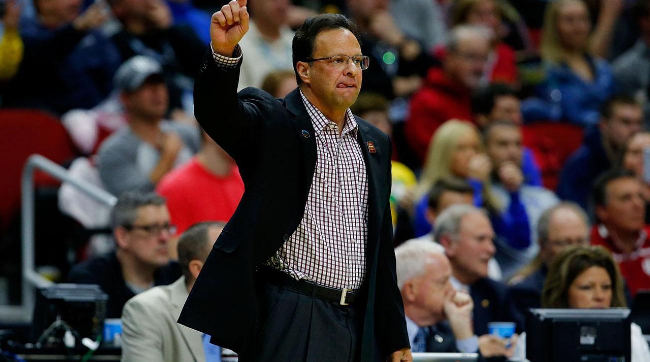 Indiana fires head coach Tom Crean after nine seasons