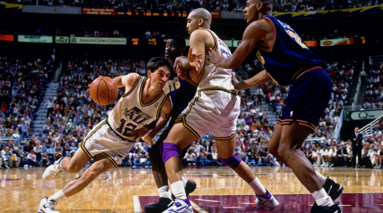 SI Now: John Stockton builds the perfect point guard