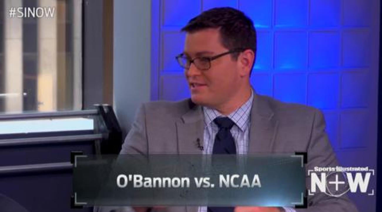 SI Now: O'Bannon vs NCAA lawsuit new twist