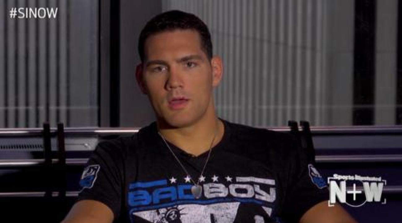 SI Now: Chris Weidman on upcoming fight with Anderson Silva