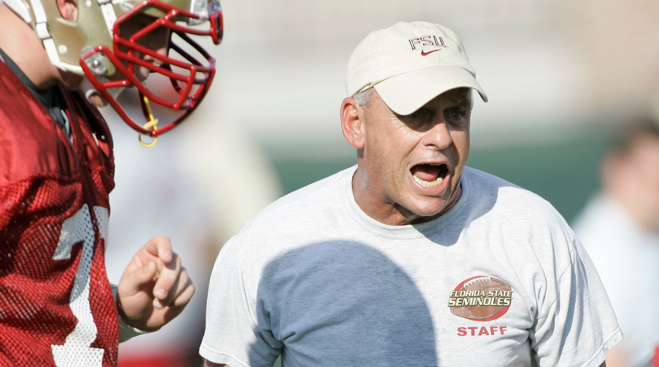 FSU's offensive line coach Rick Trickett a huge force behind the Seminoles' success