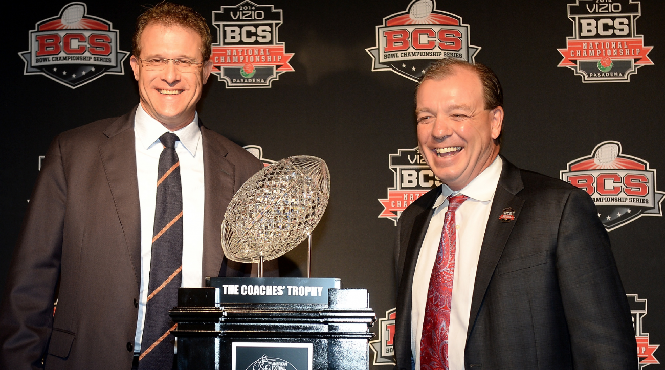 Differing coaching styles clash in BCS National Championship