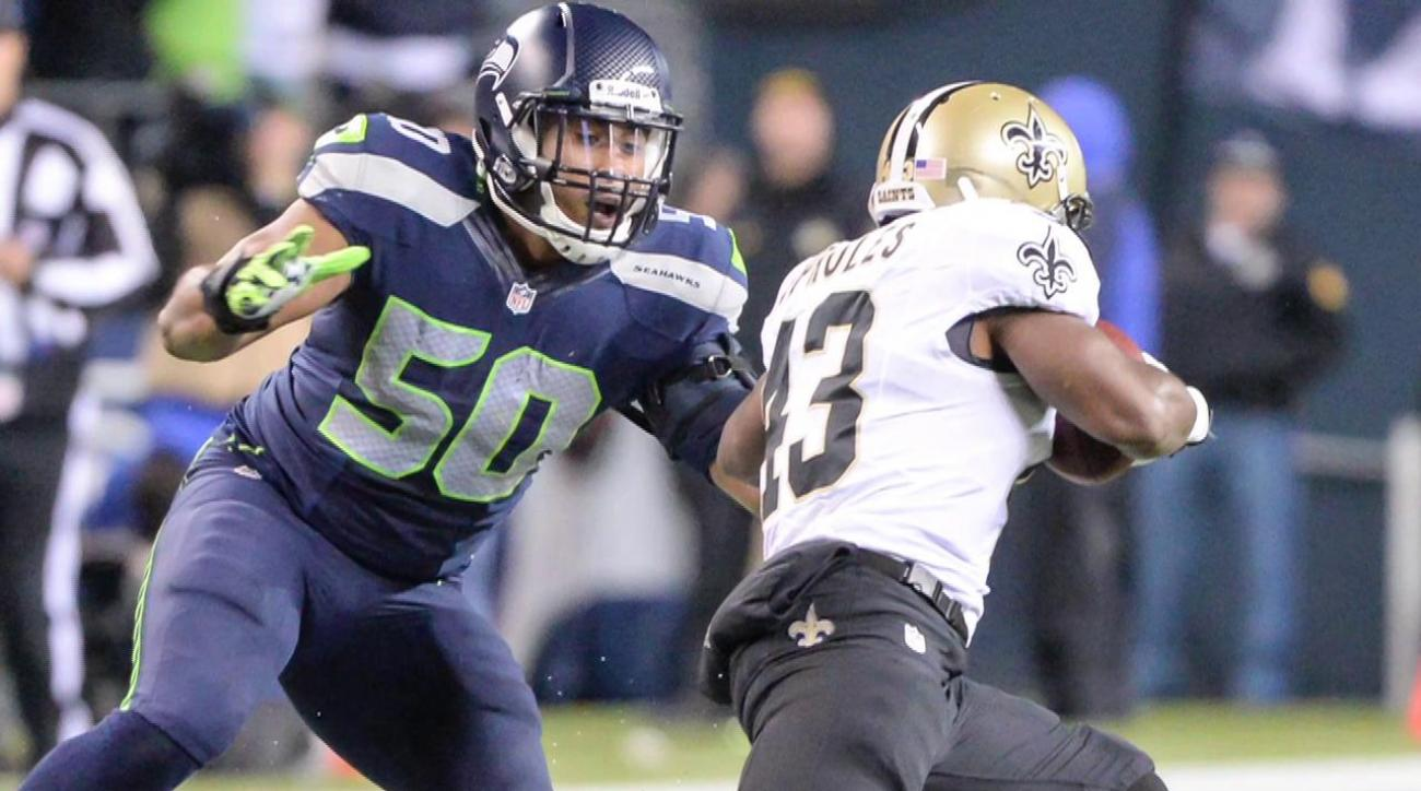 Saints running game will be key against Seahawks