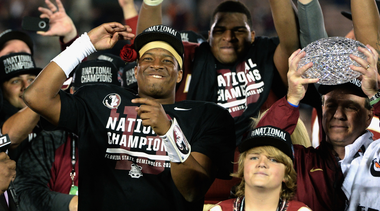 Jameis Winston, FSU win national title in great BCS finale