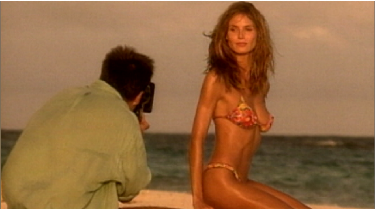 Swim Daily Throwback Thursday: SI Swimsuit 1999 Body Painting