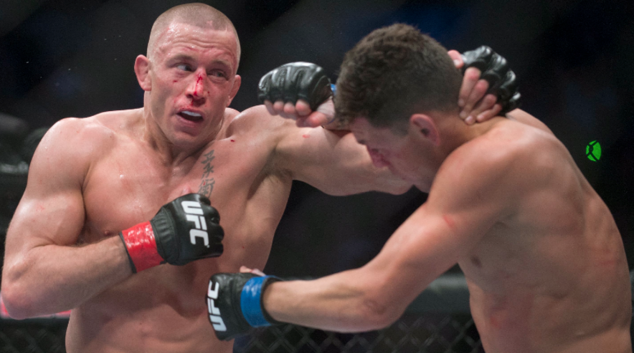 SI Now: Georges St-Pierre accuses UFC of lax PED testing