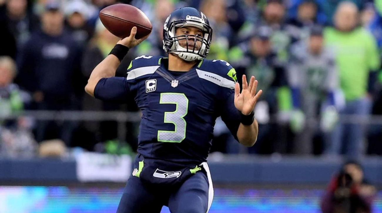 Russell Wilson must show up for Seattle to have shot vs. Denver