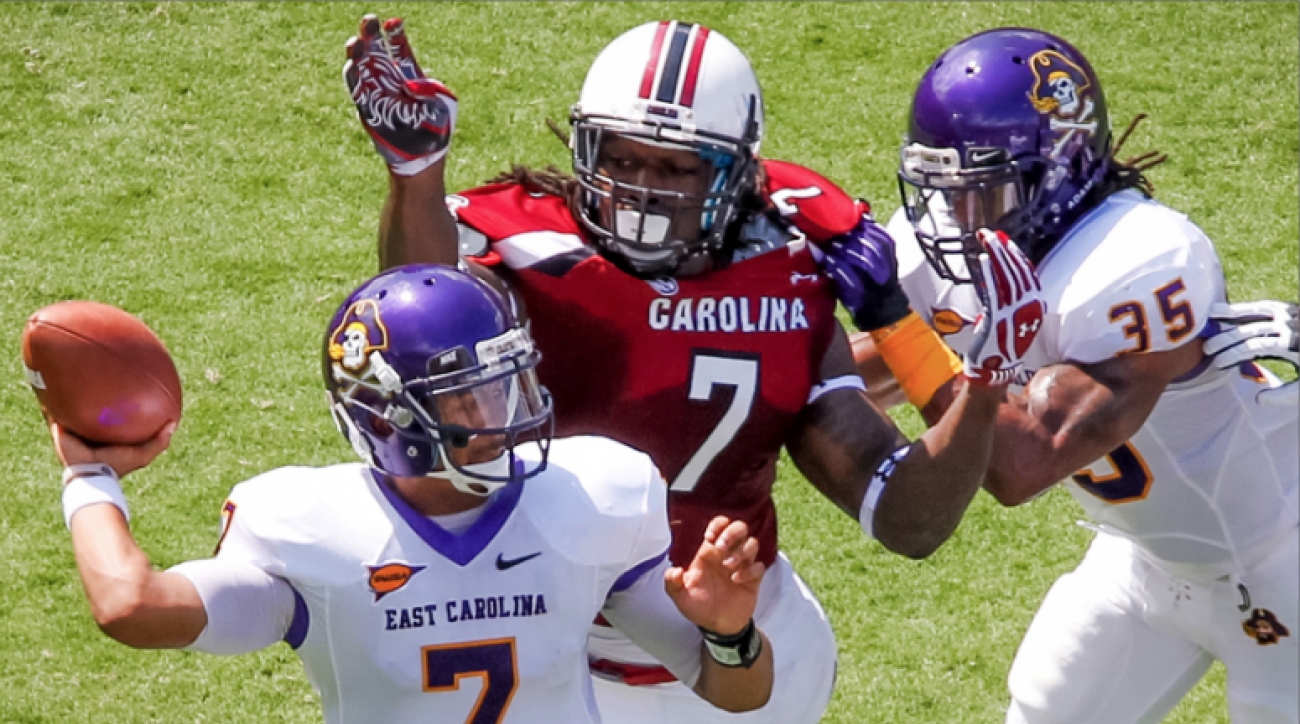 SI Now: Peter King will be shocked if Clowney is first overall pick