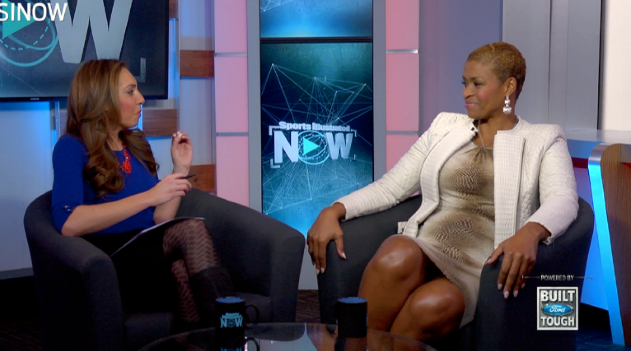 "SI Now: One-on-one with ""Mom's Got Game's"" Pamela McGee"
