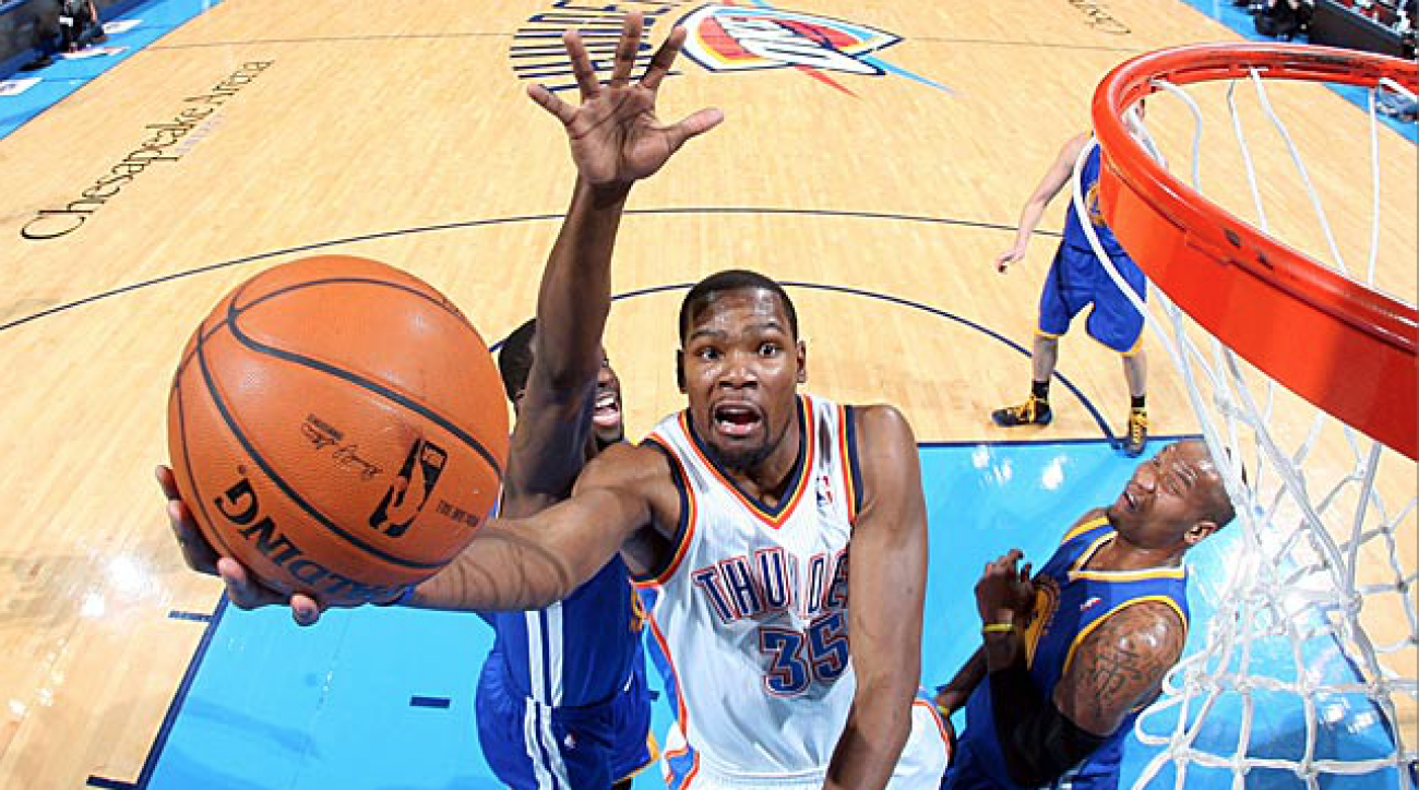 SI Now: Thunder claim No. 1, red-hot Nets rise in NBA Power Rankings