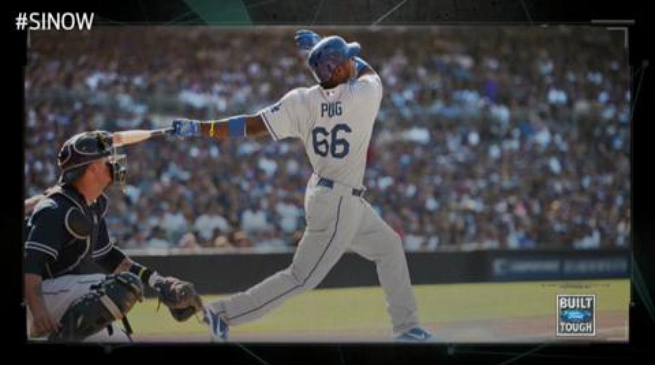 SI Now: Why Yasiel Puig should play in 2013 All-Star Game