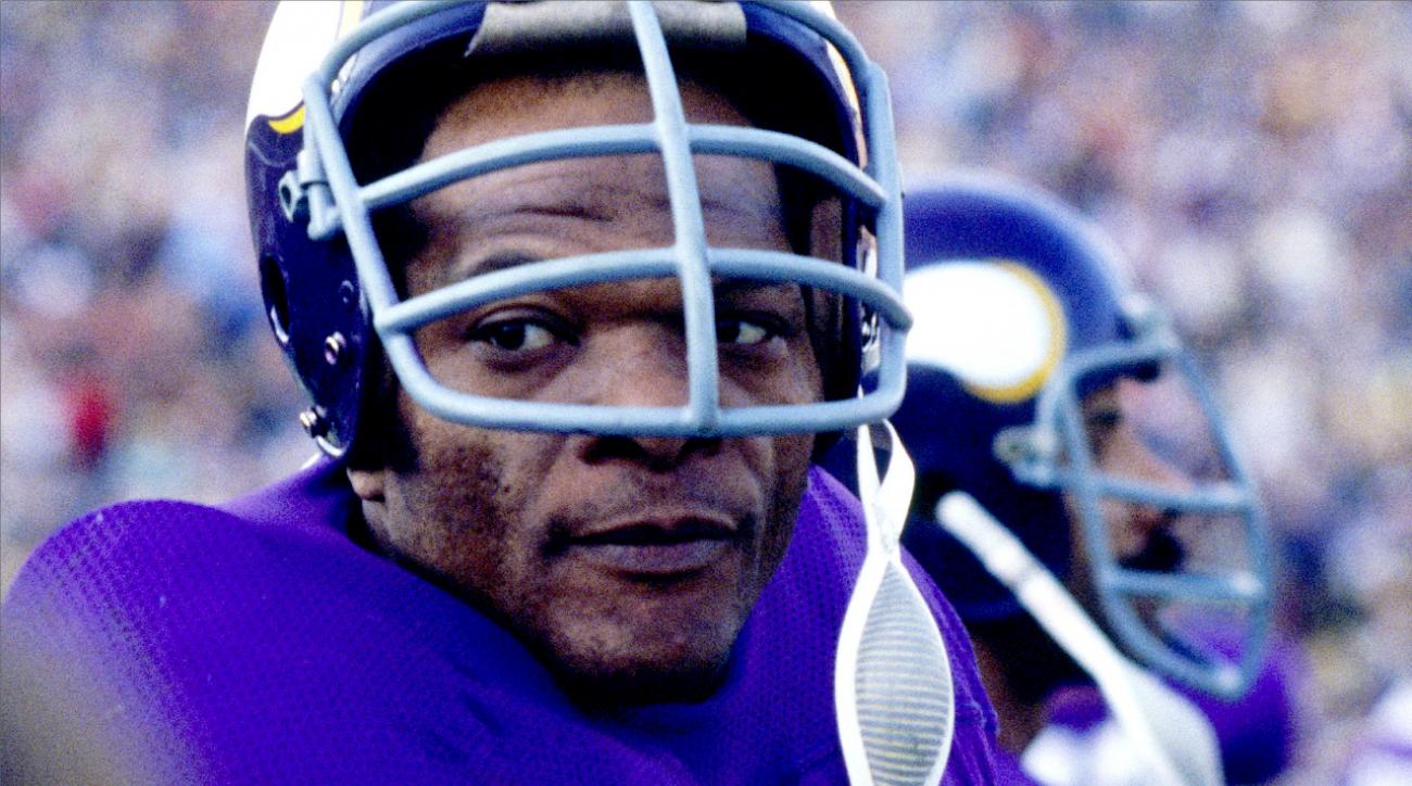 NFL Villains: Carl Eller, Purple People Eaters