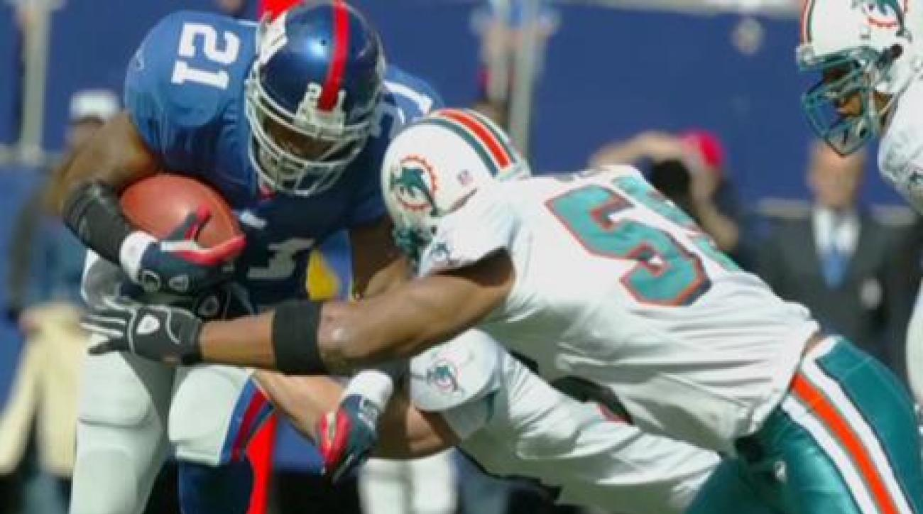 Dorsey Levens: How concussions impact post-NFL life