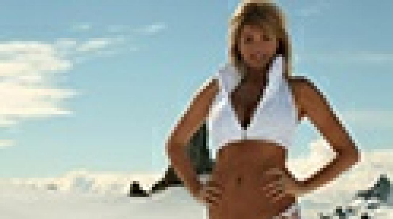 Kate Upton in Antarctica - 2013 Sports Illustrated Swimsuit Video Player - SI.com