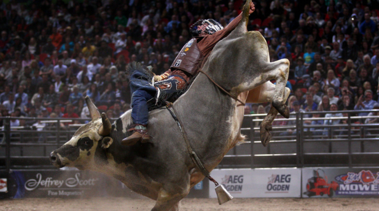 SI Now: Ford 'Tough Series Bull Rider' Luke Snyder