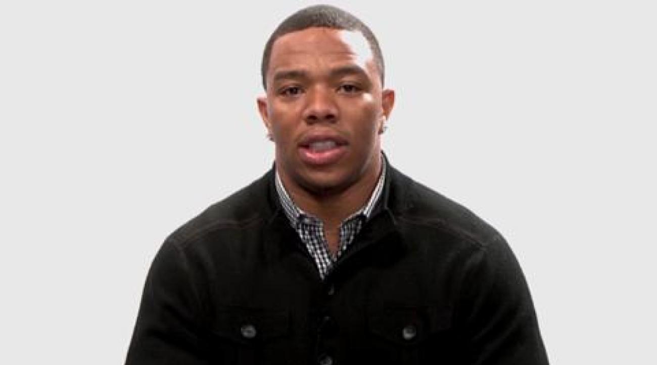 Ray Rice's Super Bowl story