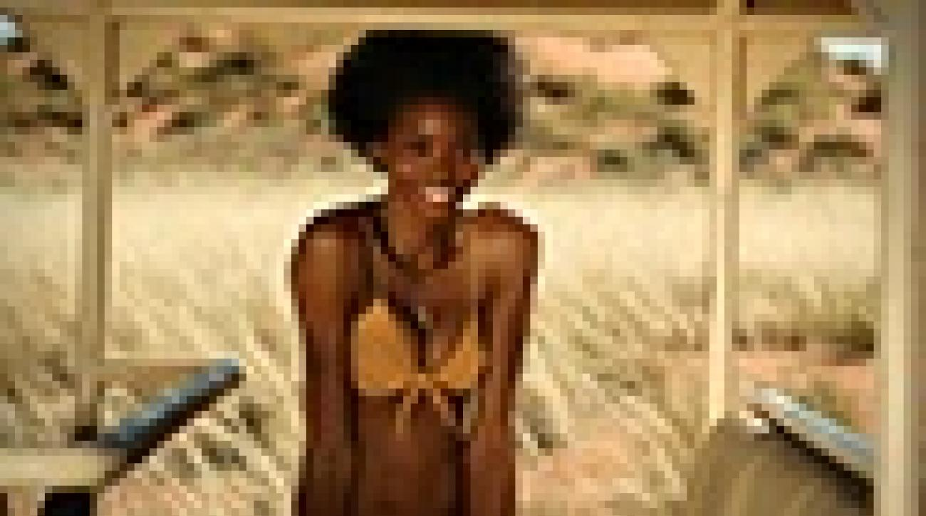 Adaora in Namibia - 2013 Sports Illustrated Swimsuit Video Player - SI.com