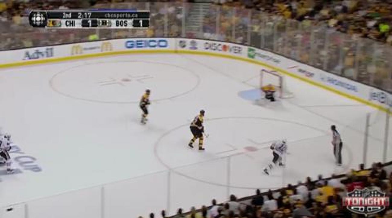 Blackhawks stun Bruins in Game 6 to win Stanley Cup