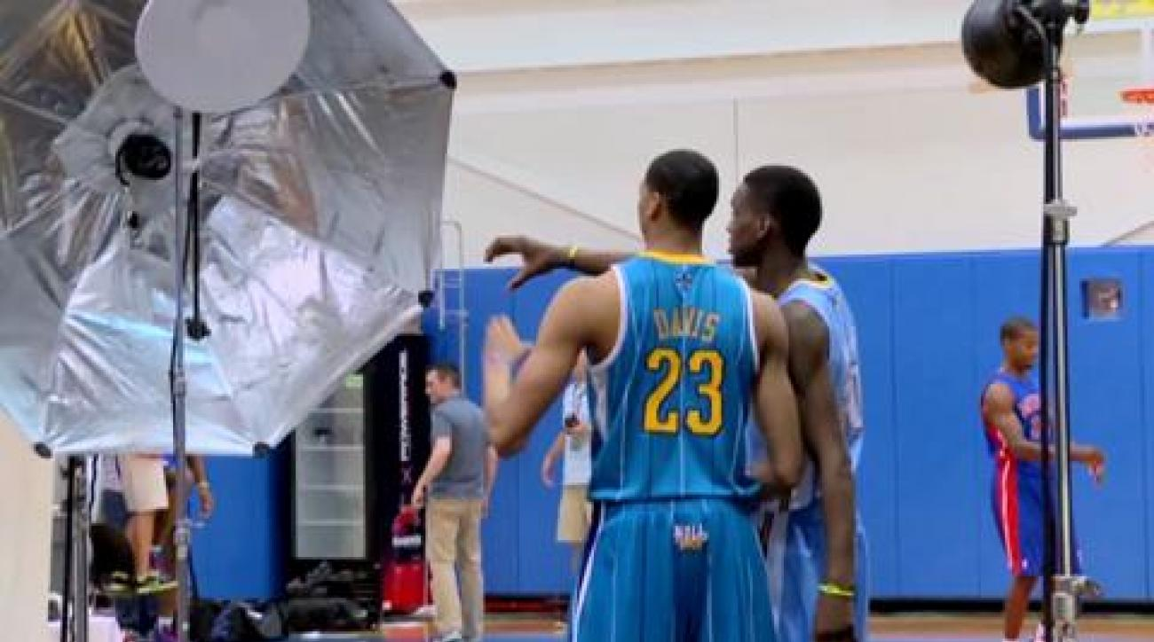 NBA rookies' first impressions of pro life