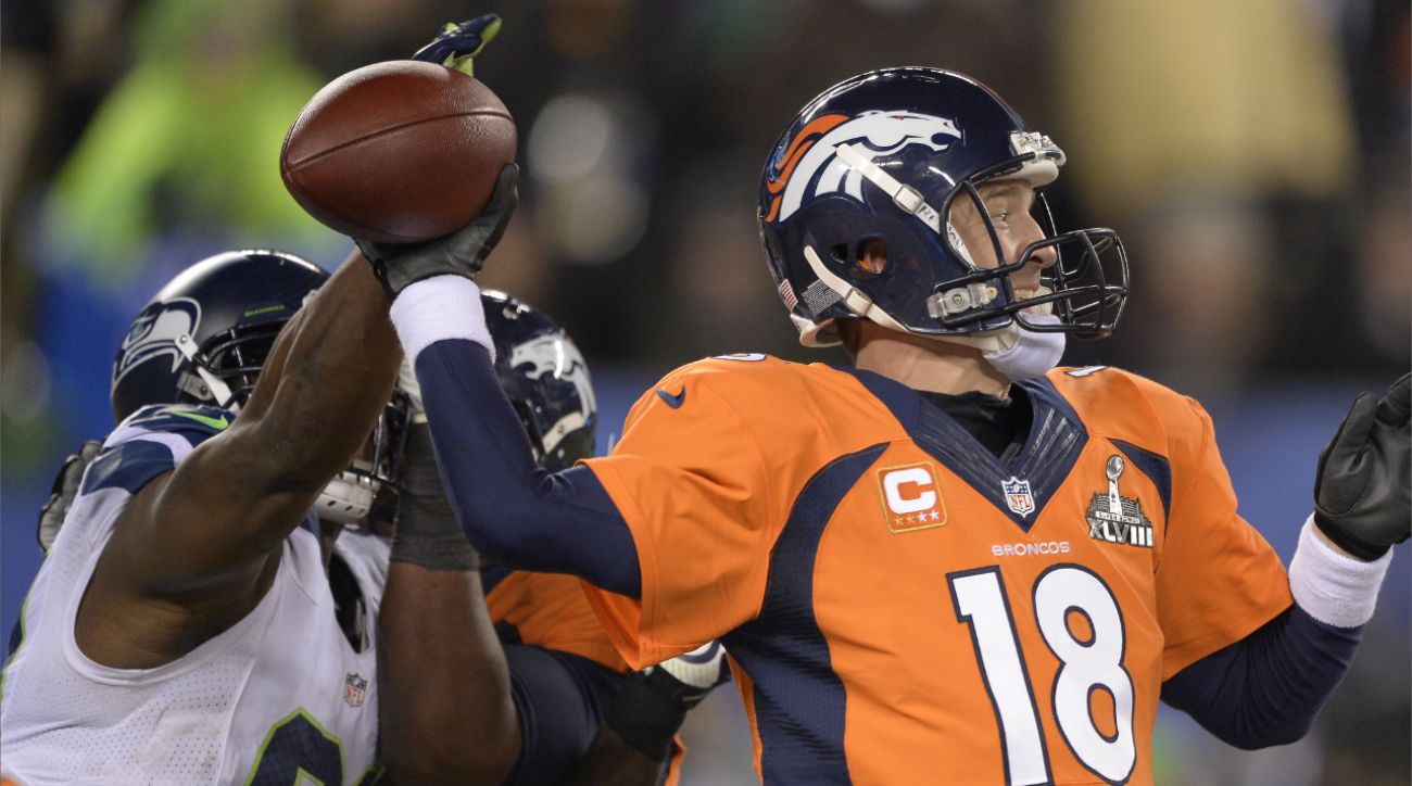 Super Bowl XLVIII: Bad game, great performance