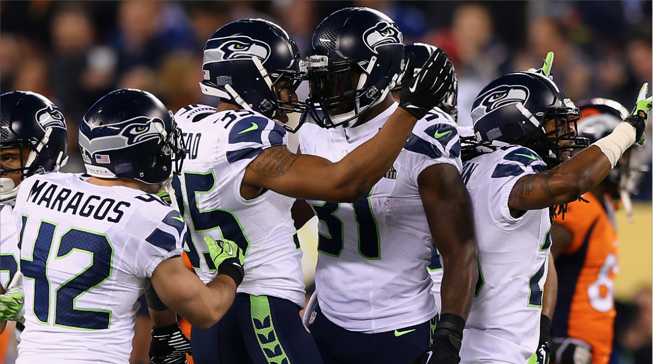 Seattle Seahawks are Super Bowl XLVIII champions