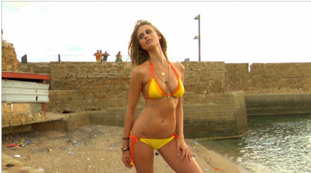 Countdown to Swimsuit 2014, Legendary Locations: Day 8