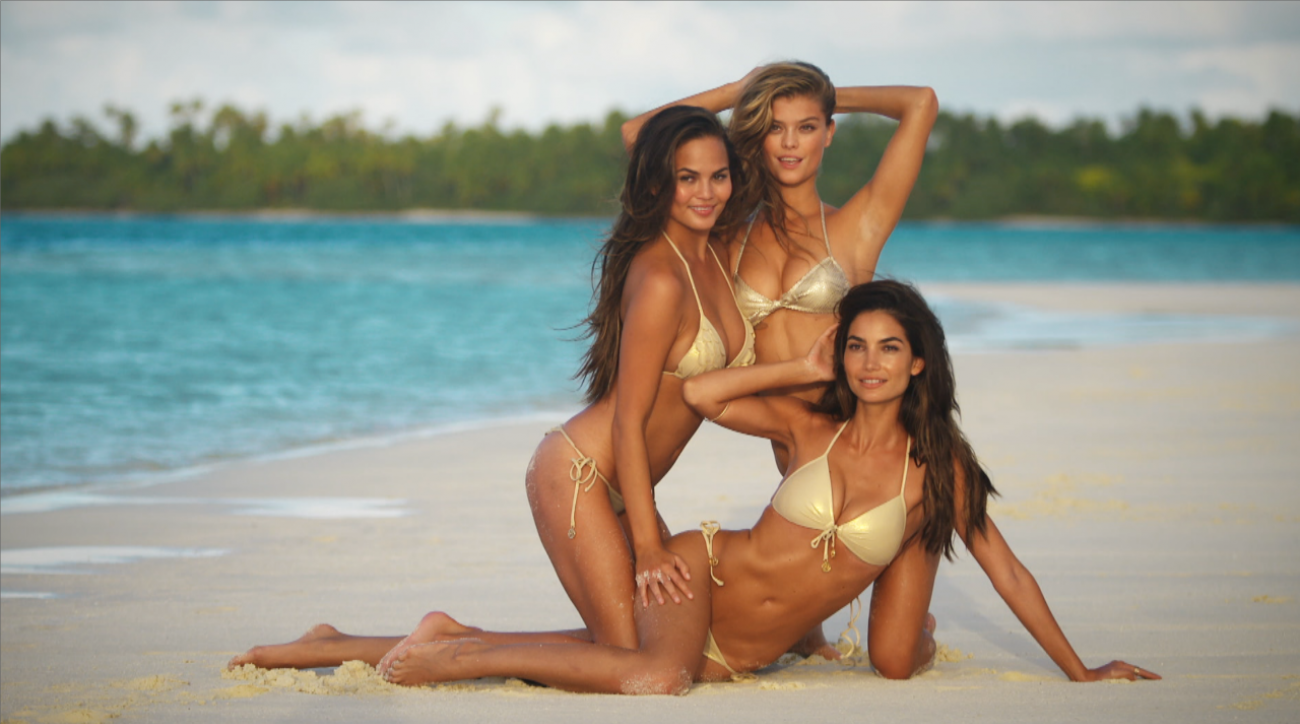 Teigen, Agdal and Aldridge: What SI Swimsuit cover means