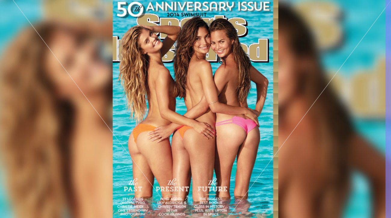 SI Now: SI swimsuit models surprised by 2014 cover reveal