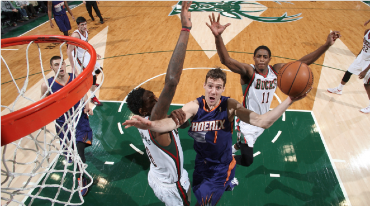 SI Now: Suns, Blazers lead first half surprises