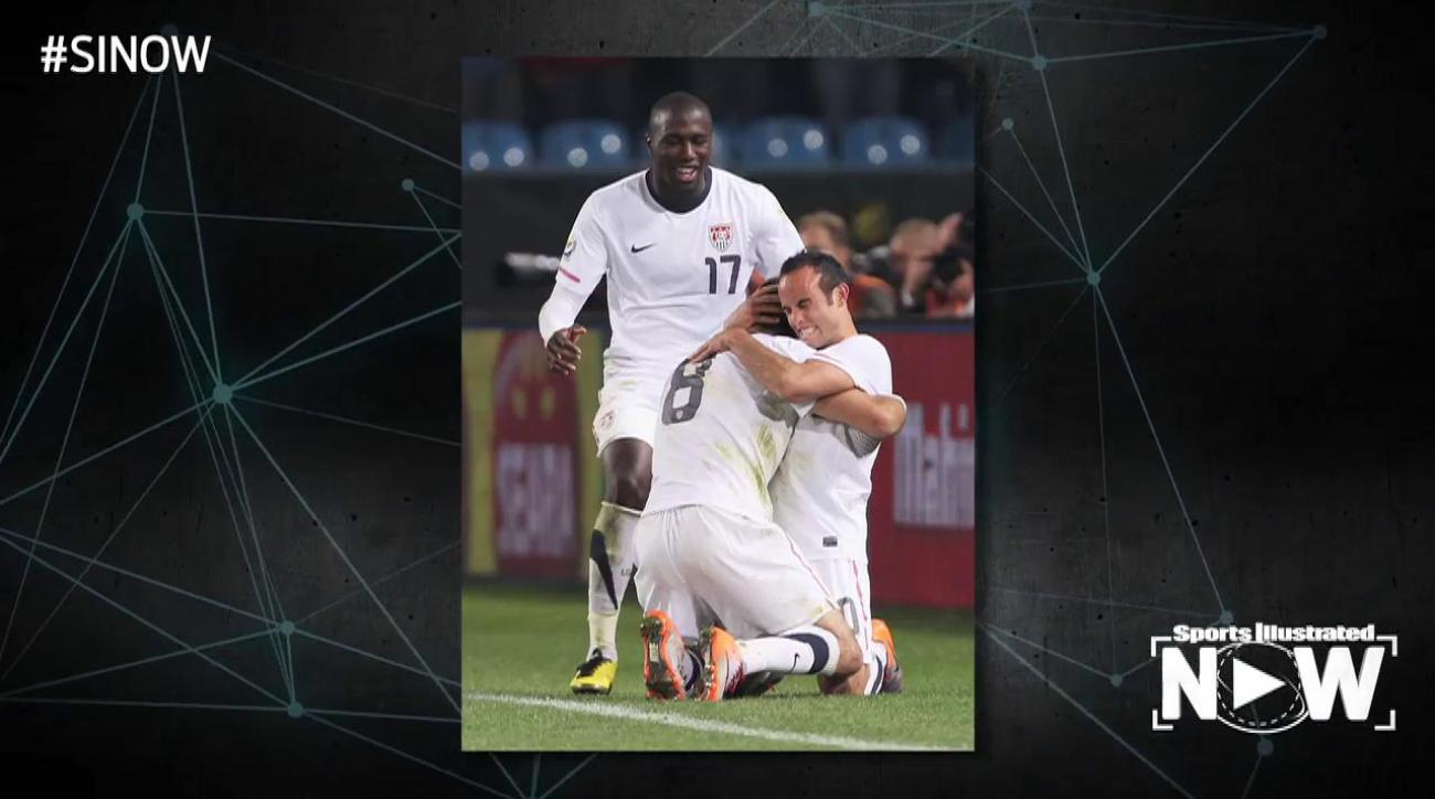 SI Now: Landon Donovan says U.S. national team players are full of belief