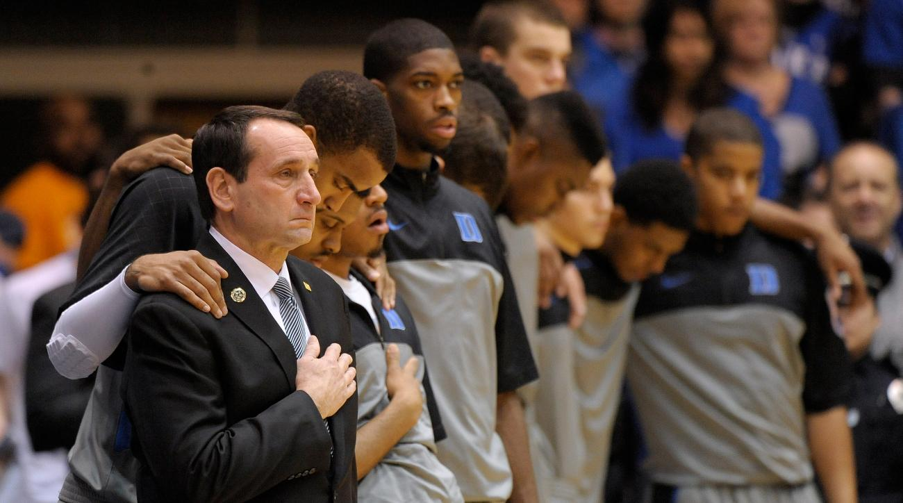 SI Now: Coach K's emotional night brought passion back to team