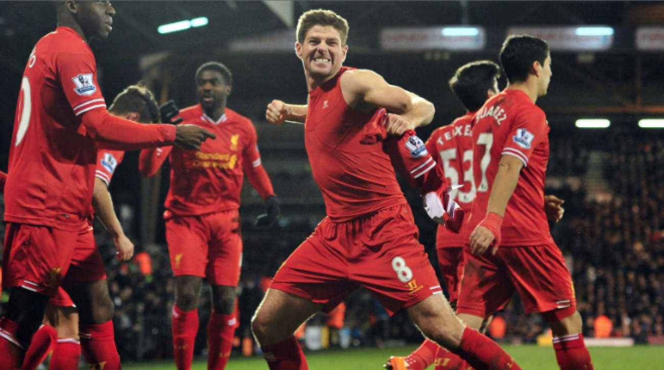 SI Now: Liverpool eyes UEFA Champions League berth