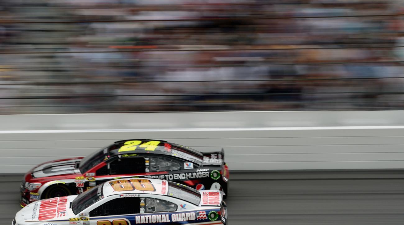 SI Now: Dale Earnhardt Jr. explains how NASCAR drivers get car sick