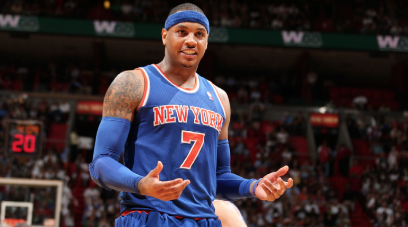 SI Now: Unlike Dwight, Melo made for big market